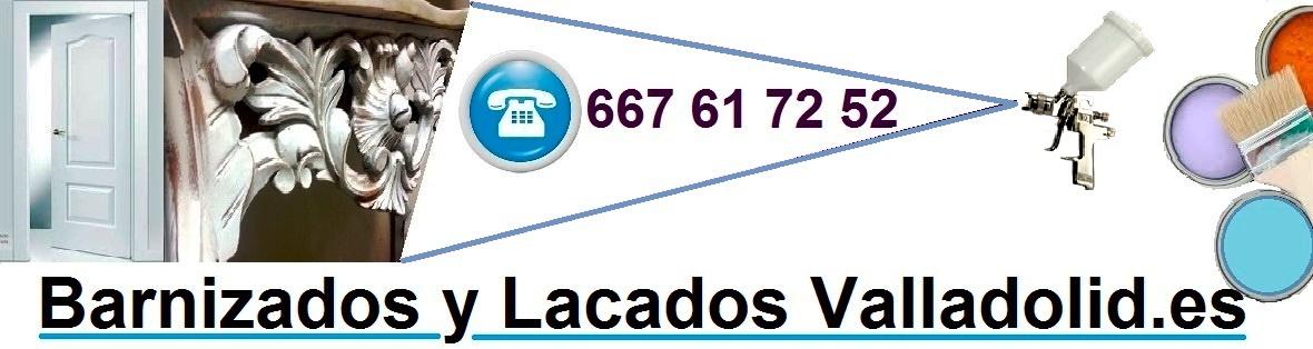 BARNIZADOS | LACADOS | RESTAURACION MUEBLES VALLADOLID