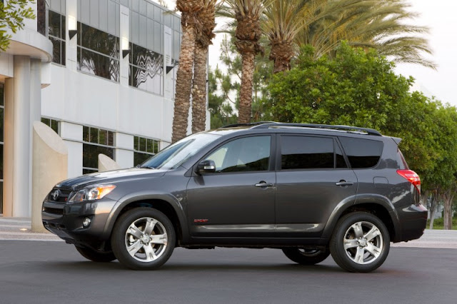 All Car News 2011 2012 Toyota Rav4 Sport Details And Video