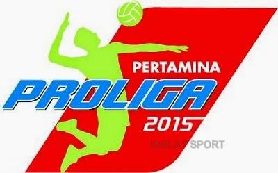Jadwal Pertandingan PROLIGA 2015