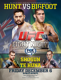 UFC Fight Night: Hunt vs. Silva
