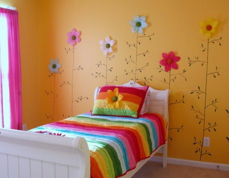 painting wall for bedrooms kids
