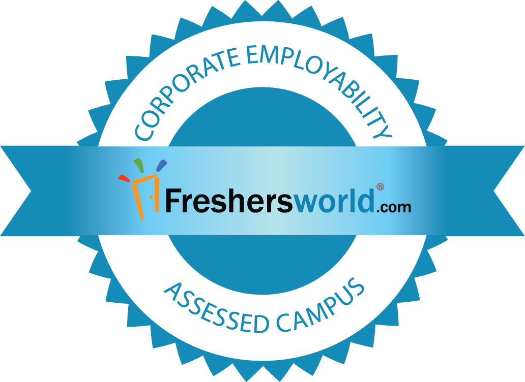 Freshers World assesed Campus