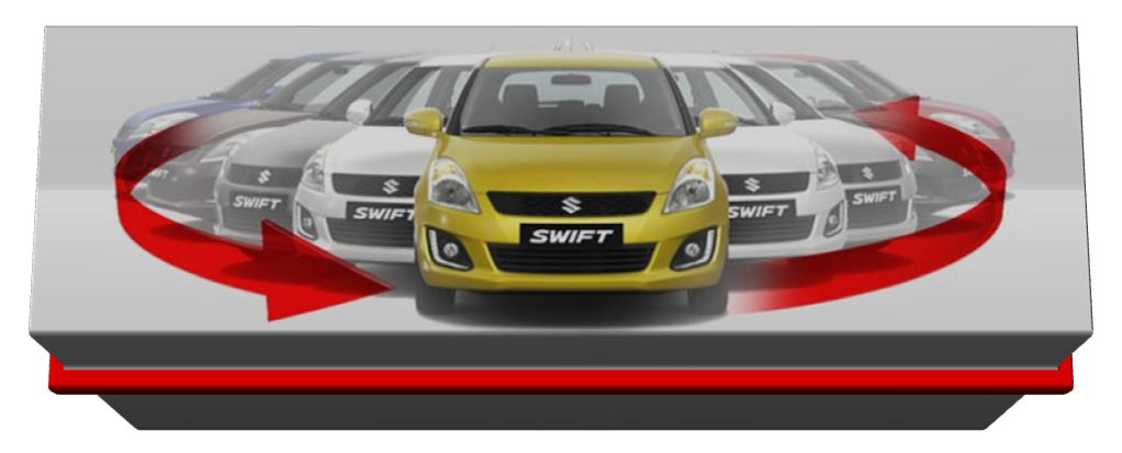 EKSTERIOR SUZUKI ALL NEW SWIFT