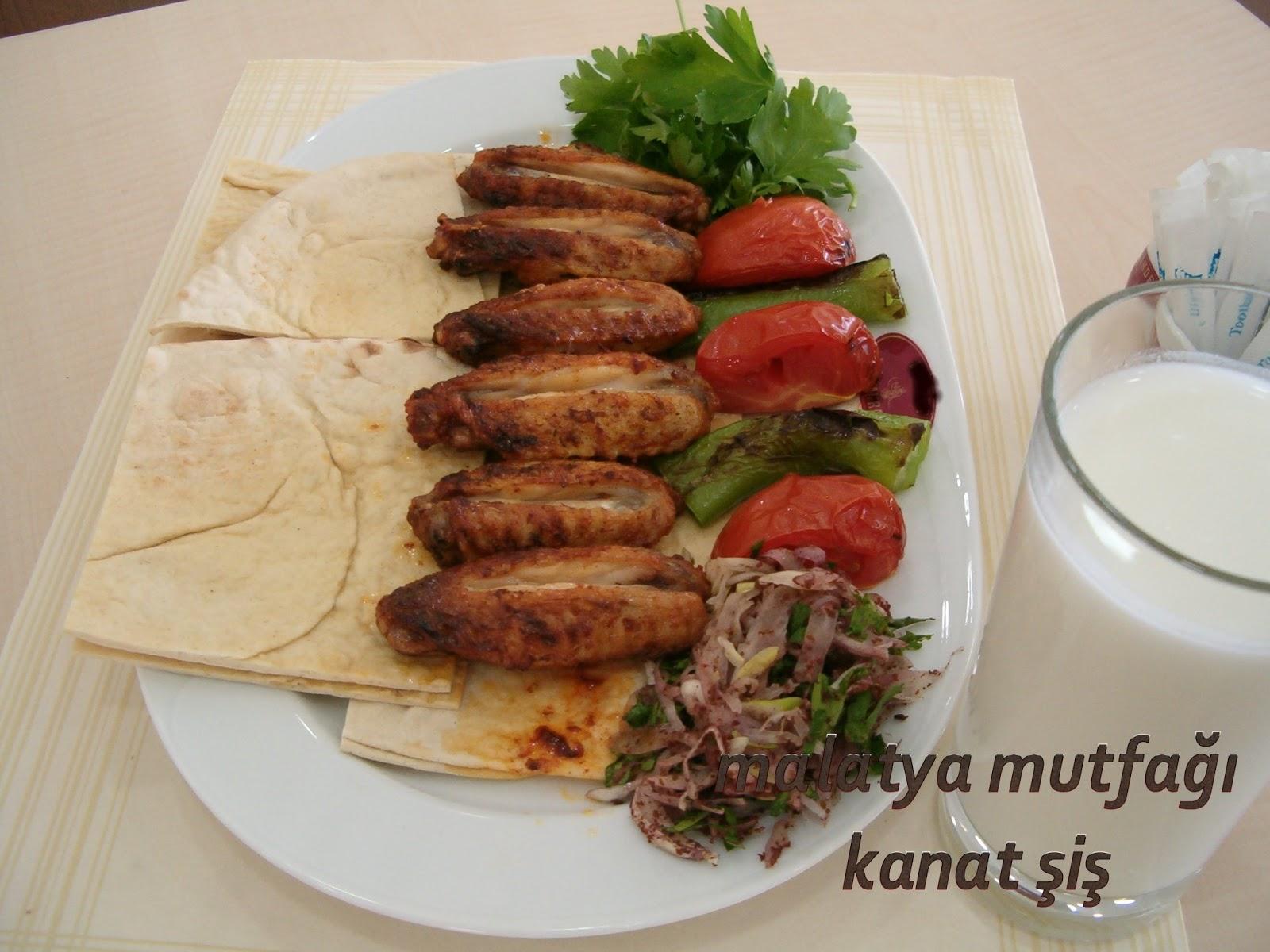 Mersin Şiş Tarifi