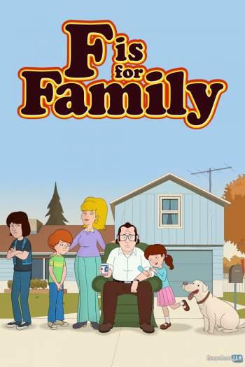 F is for Family 2017 2ª Temporada Torrent – WEBRip 720p Dual Áudio