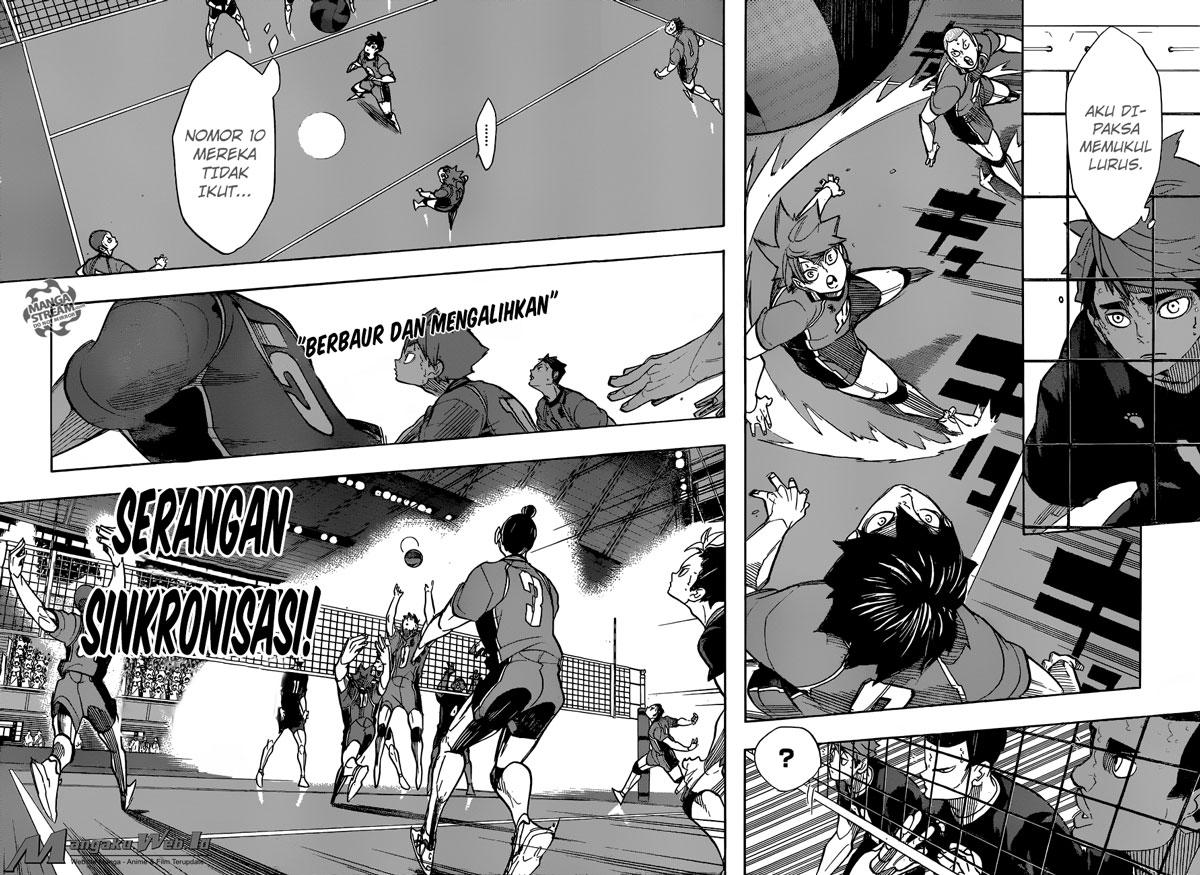 Haikyuu!! Chapter 258-17