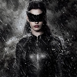Dark Knight Rises Catwoman Twitter Icon
