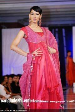 Bangladeshi fashion show