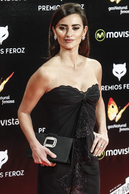 Actress, Model, @ Penelope Cruz Attends the Feroz Awards 2016