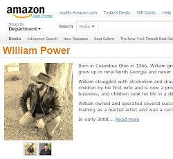William Power Amazon Authors Page