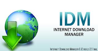 Internet Download Manager 6.12 Build 22 Final