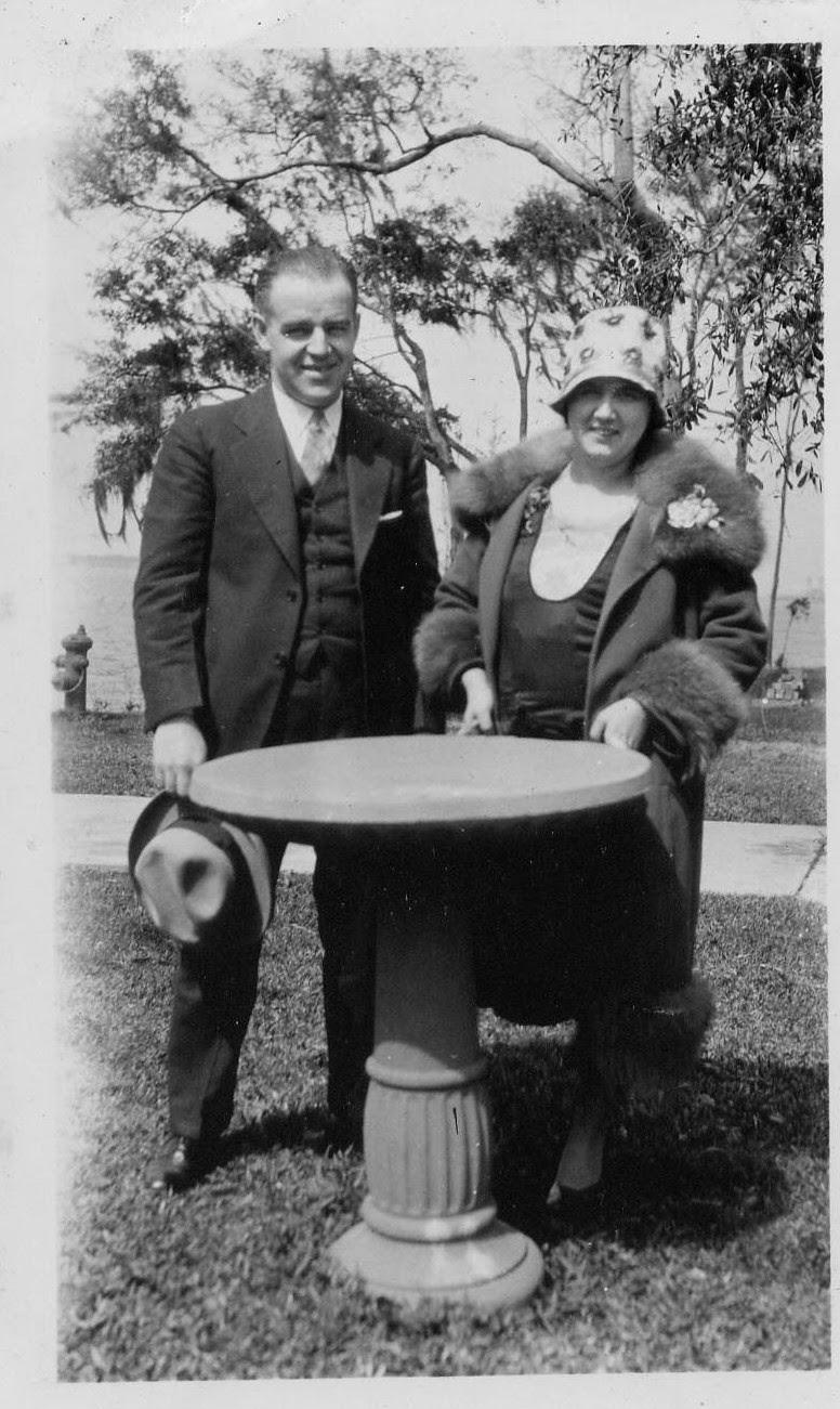 Uncle Sid & Aunt Frances