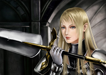 #6 Claymore Wallpaper