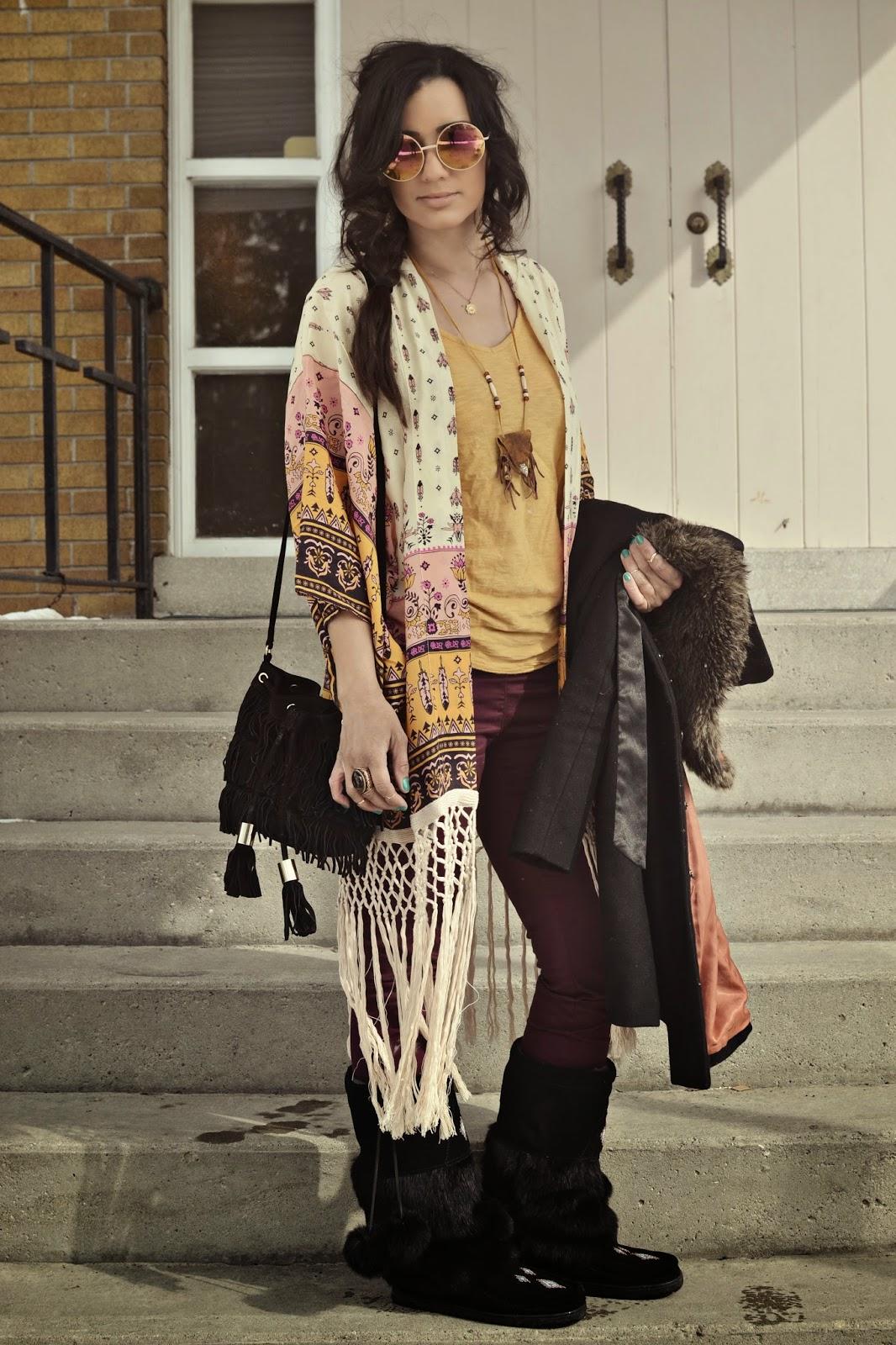 fabelhafte hippie outfit selber machen fotos erindzain. Black Bedroom Furniture Sets. Home Design Ideas