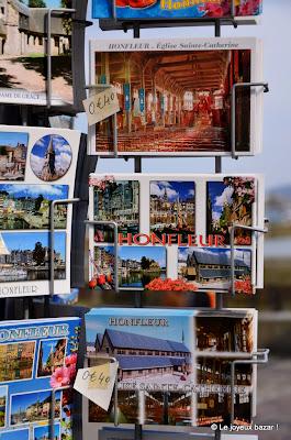 Honfleur -cartes postales