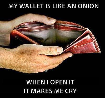 wallet meme