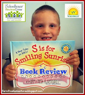 S is for Smiling Sunrise~ a new ABC book