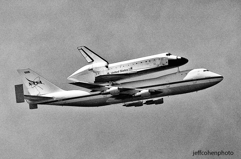 space shuttle over doak - photo #45