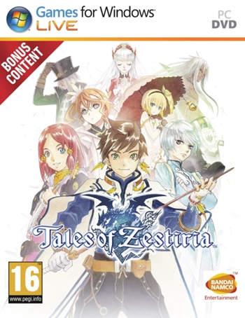 Tales of Zestiria PC Full Español