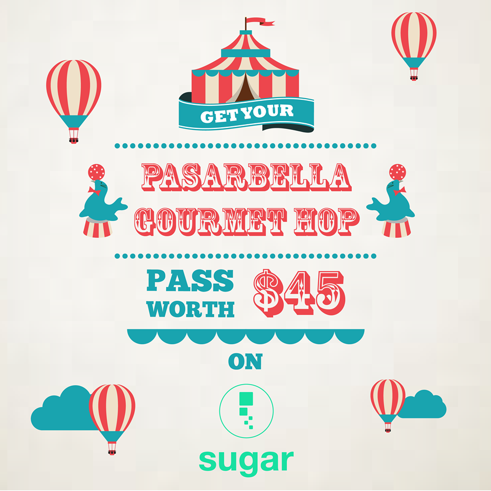 Pasarbella gourmet hop
