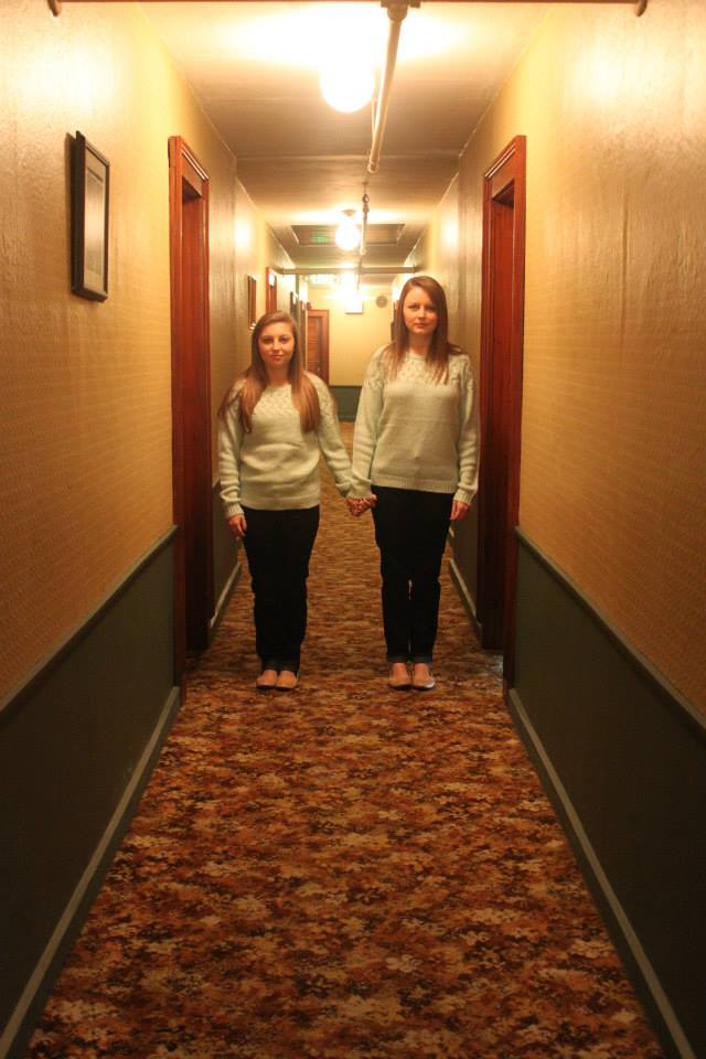 The Shining sisters