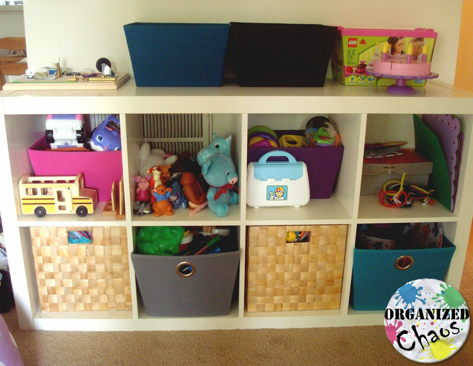 I Love Using Bins To Store Toys  Easy Cleanup, Attractive, And Easy To Find  What You Need  But A Few Of The Bins Were Getting Overcrowded And,  Therefore, ... Part 45