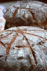 """Chleb francuski z cyklu """"Wypiekanie na śniadanie"""""""