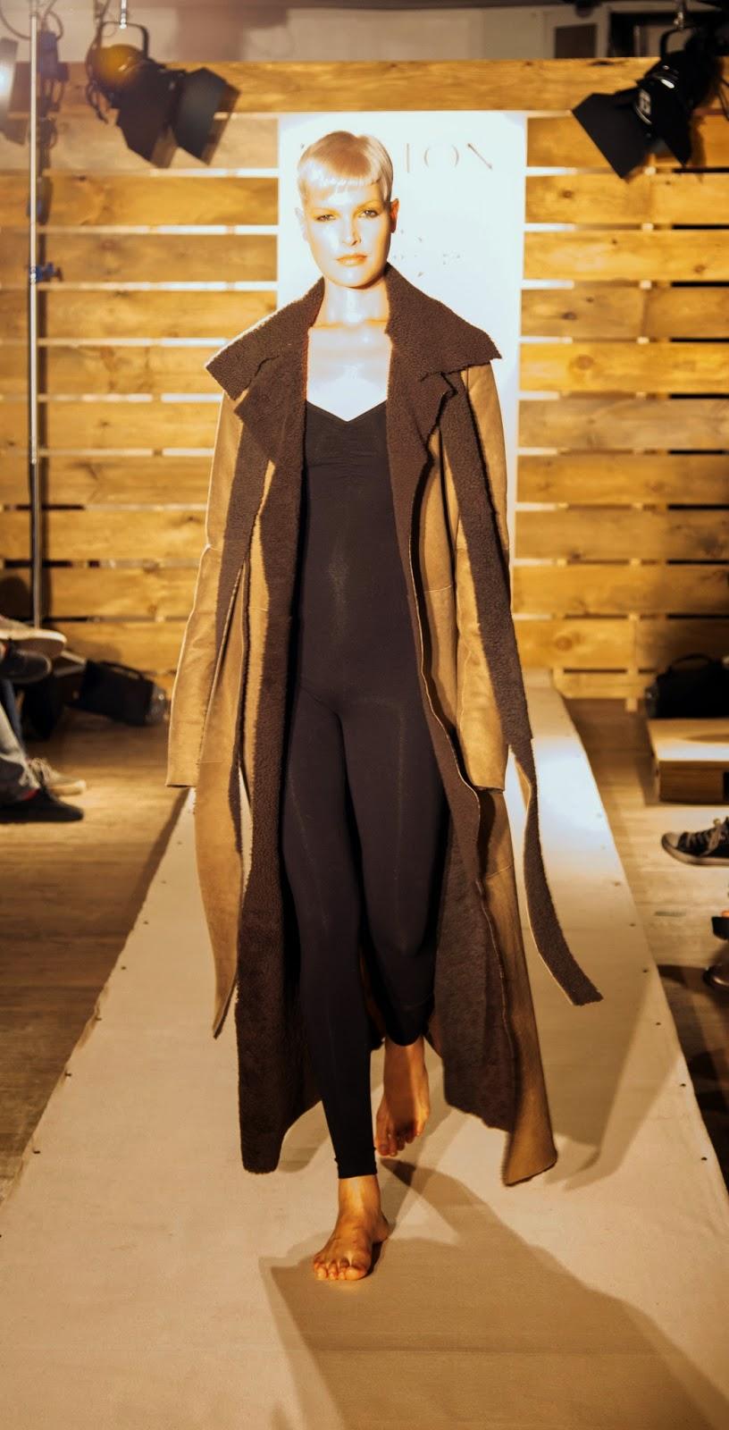 REVLON Profesional, Yaellagazelle, Elena Benarroch, Mikel Luzea, La Nacional, New York, Elena Estaun, Joselín Vargas, Desfile, NY, Fashion Style, Leather, Street Style,