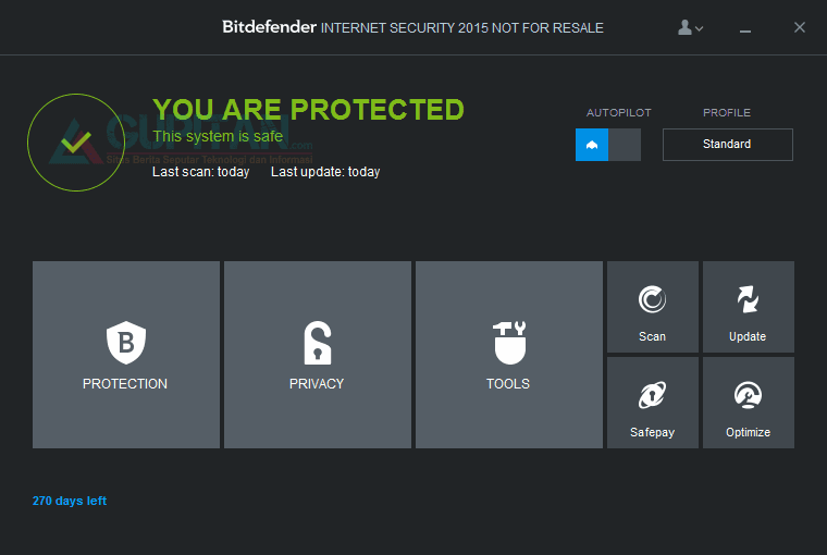 Download Bitdefender Internet Security 2015 Terbaru Gupitan