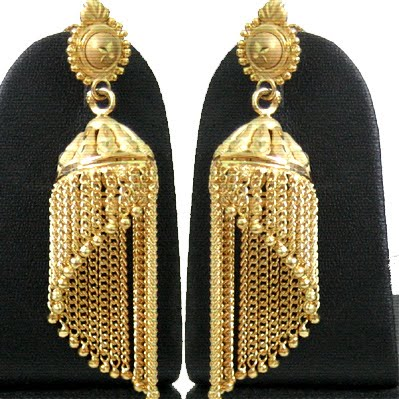 Tradtional Jewelry Of India 1 Gm Gold Jewelry In India
