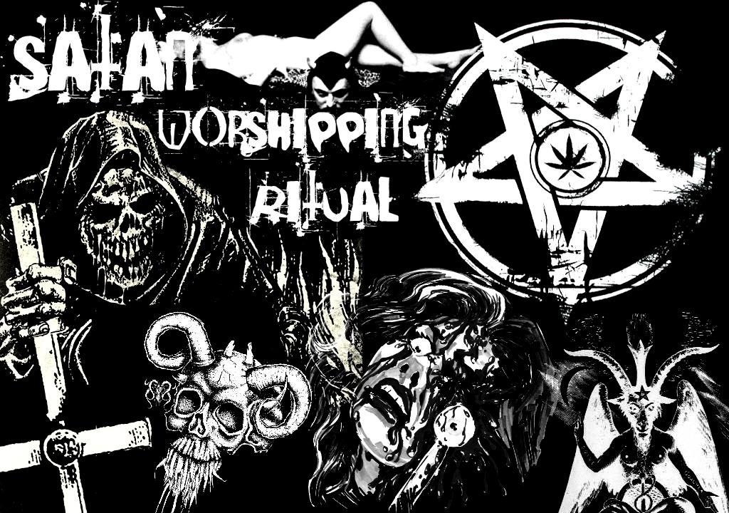 Satan Worshipping Ritual
