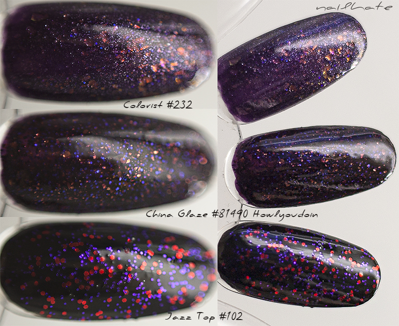 China Glaze #81490 Howlyoudoin