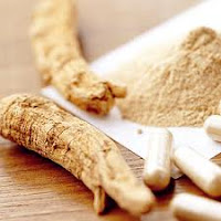 common herbs used in FLP:Ginseng