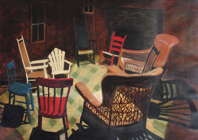 Image: Camp Chairs by Terry Findeisen