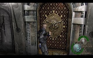 Pintu Gerbang Resident Evil 4
