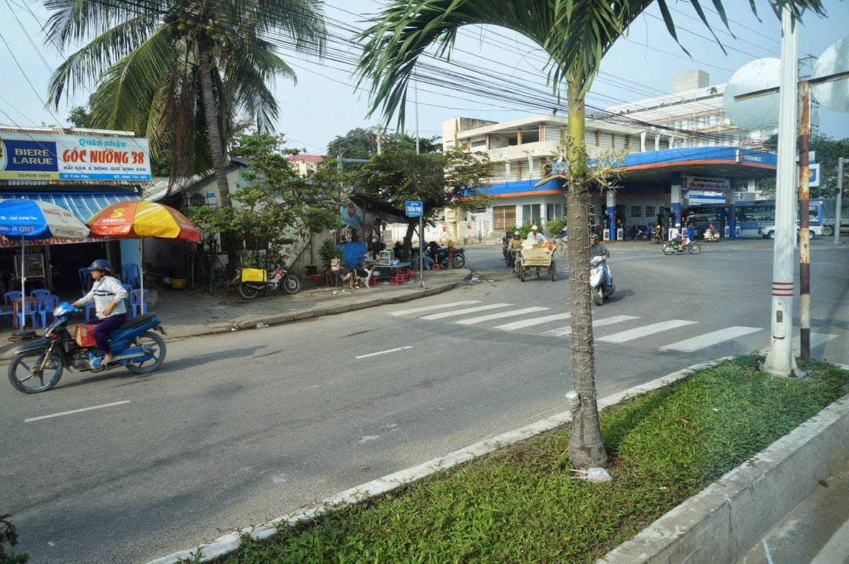 Бензин-во-Вьетнаме