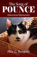 The Song of Pounce, a new book for kids, by Nita Berquist