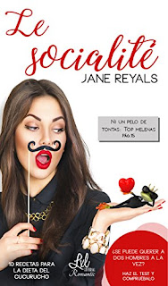 Le socialite- Jane Reyals