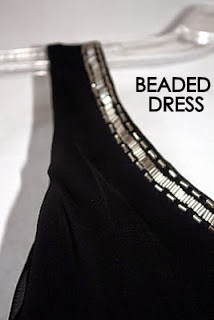 DIY, BEADED, DRESS