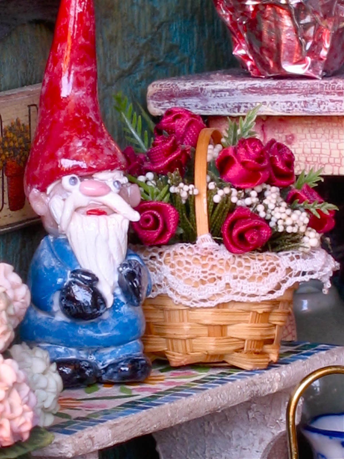 dollhouse gnome