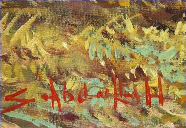 signaturen van schilders