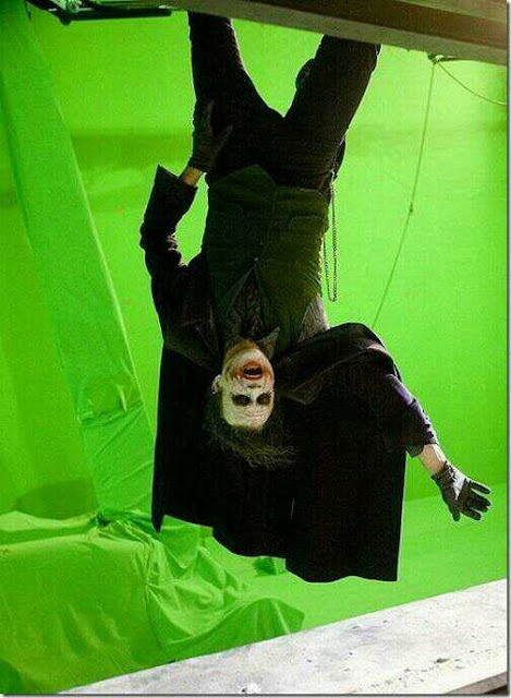 fotos curiosas joker ledger