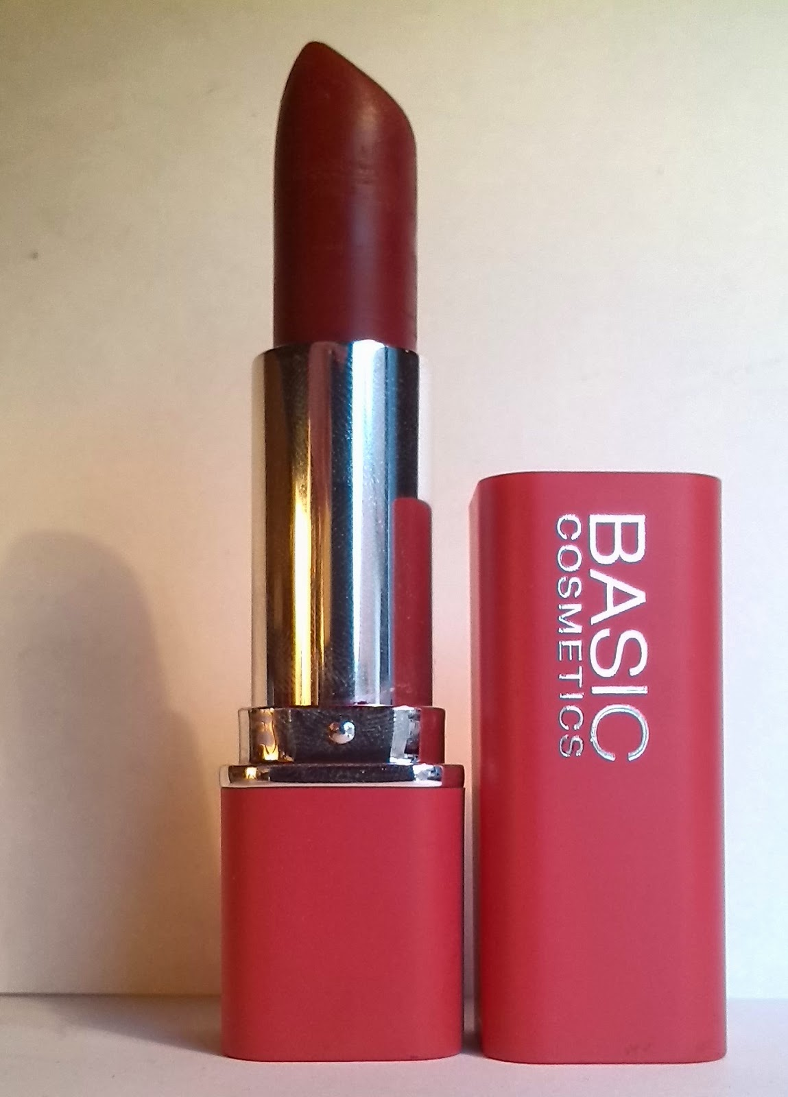 Labiales Mate de BASIC Cosmetics (Clarel)