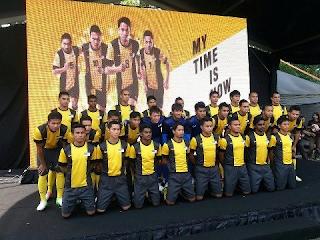 harimau malaya, suzuki cup 2012, jersi baru malaysia