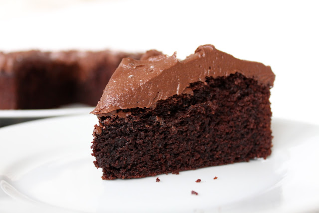 Deliciously Simple Chocolate Cake Recipe