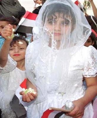 2000 euros cest la somme qua pay le pdophile pour acqurir une femme de 8 ans au ymen on ne sencombre pas avec les scrupules et la morale - Yemen Mariage Forc