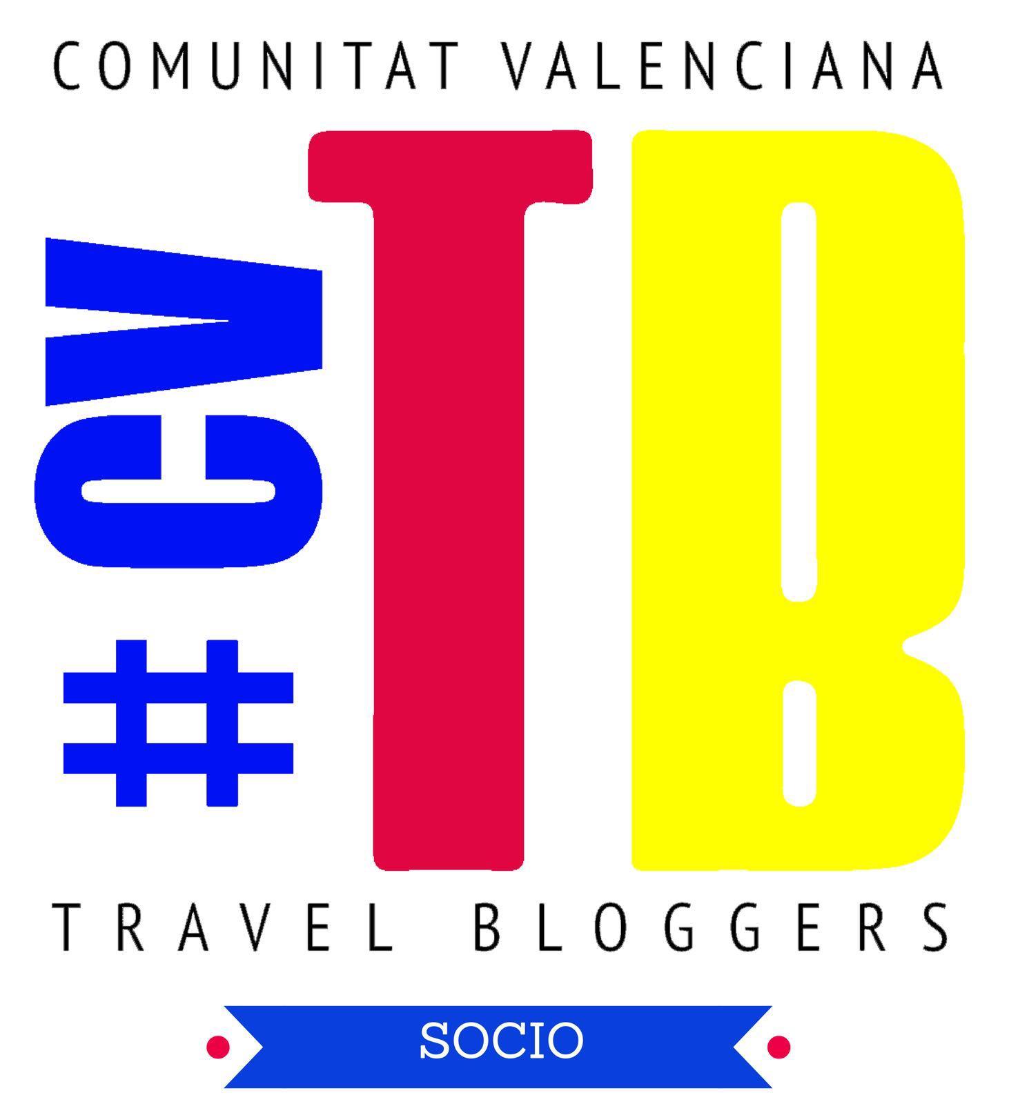 ASOCIADO C. VALENCIANA TRAVEL BLOGGERS