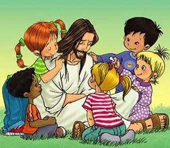 dibujos animados biblicos:
