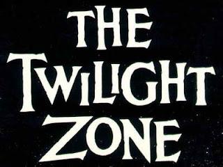 The Twilight Zone TV marathon