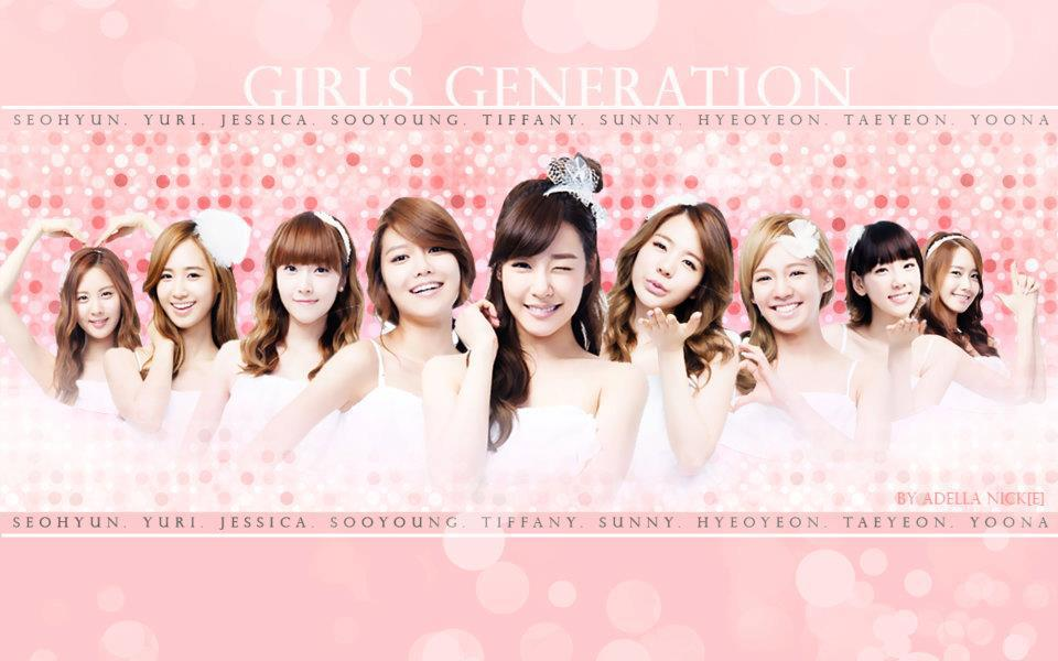 ♥ Girls' Generation ♥